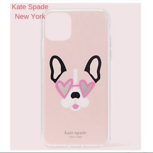 New Kate Spade francois iphone 11 pro max case